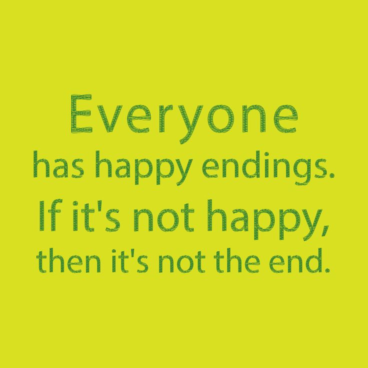 angst with happy ending works