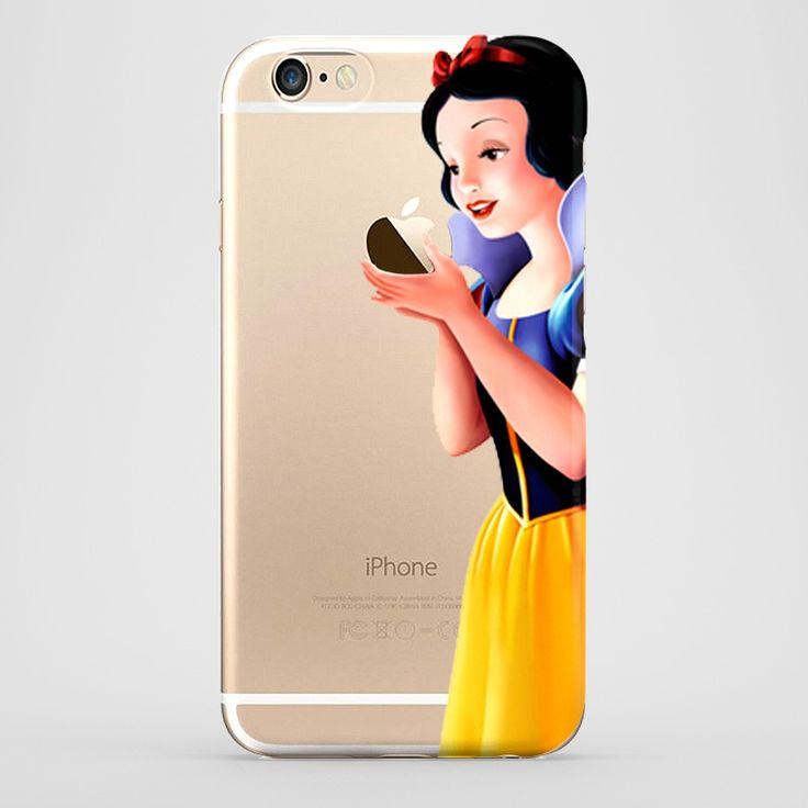 Funda iPhone 6 Bella Blancanieves