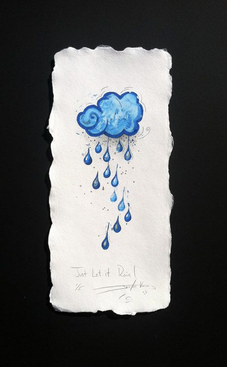 Nice design.  Would like to incorporate rain with a piece I'm drawing up for a personal tattoo