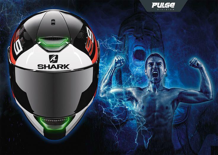 As marcas em destaque na Pulse Division são as seguintes: - Ridill; - Skwal; - Spartan; - Speed-R; - SX2; - Vancore; - Vision-R.  Veja os capacetes e deixe-se apaixonar!  #lusomotos #shark #pulse #ridill #skwal #spartan #speed #speedr #sx2 #vancore #vision #visionr #moto #capacete