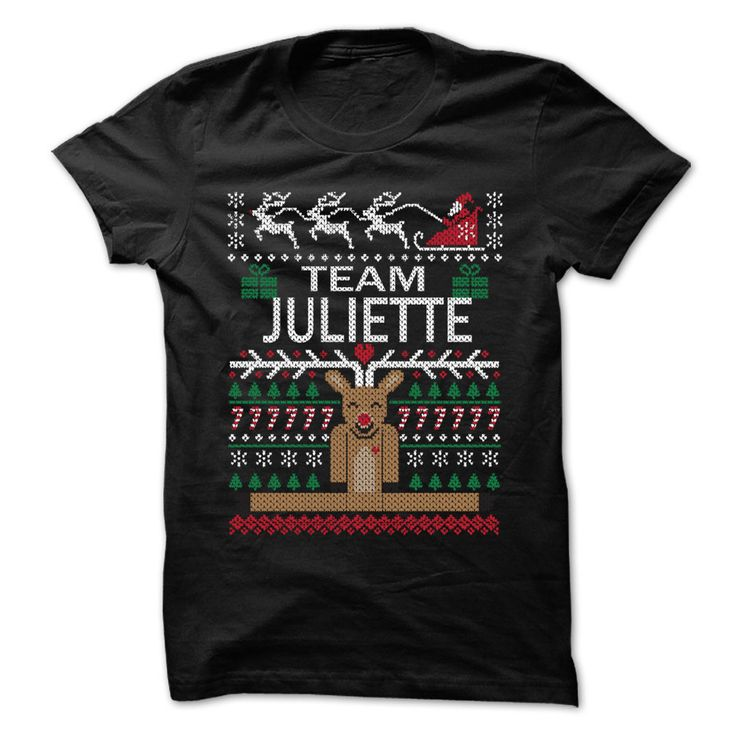 Team JULIETTE Chistmas - Chistmas ① Team Shirt !If you are JULIETTE or loves one. Then this shirt is for you. Cheers !!!Chistmas ,Team JULIETTE Chistmas, cool JULIETTE shirt, cute JULIETTE shirt, awesome JULIETTE shirt, great JULIETTE shirt, team JULIETTE shirt, JULIETT