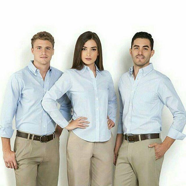 Resultado de imagen para uniformes empresariales