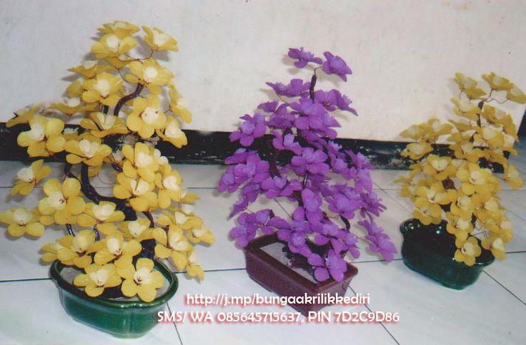 Bunga A006 - Bunga Akrilik Kediri