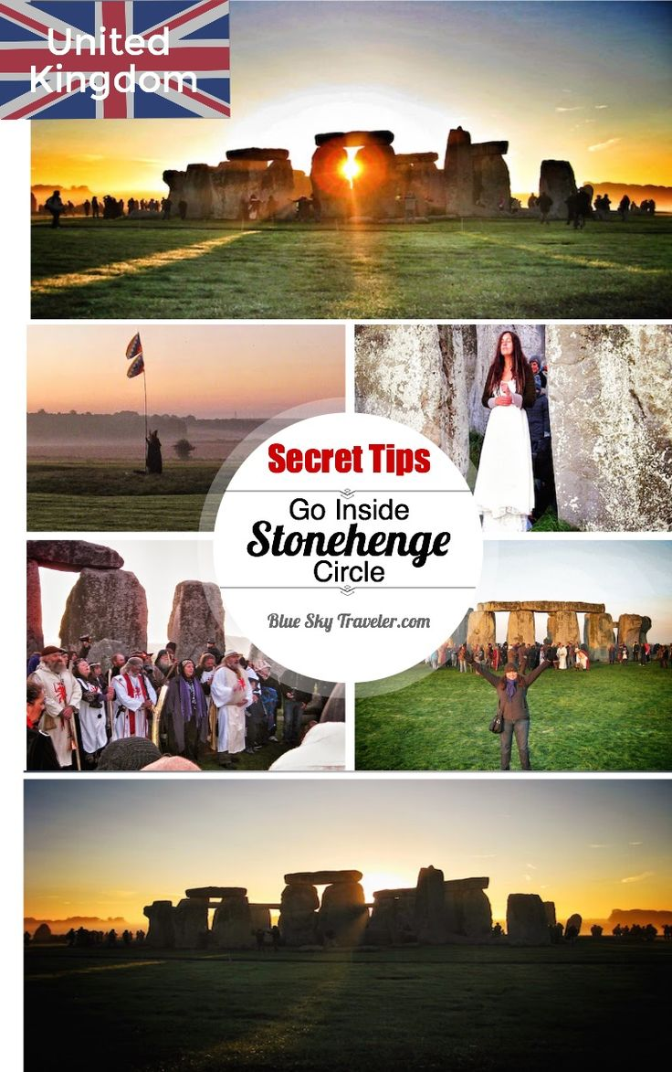 Stonehenge Circle - One of the great wonders of the world. Find out the secret to going inside Stonehenge Circle and the unforgettable experience to see a Druid Ceremonies.