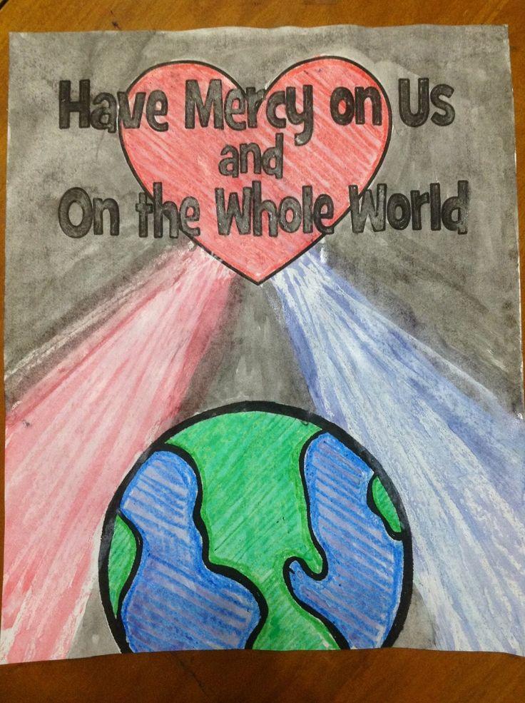 Divine Mercy Activities for Kids