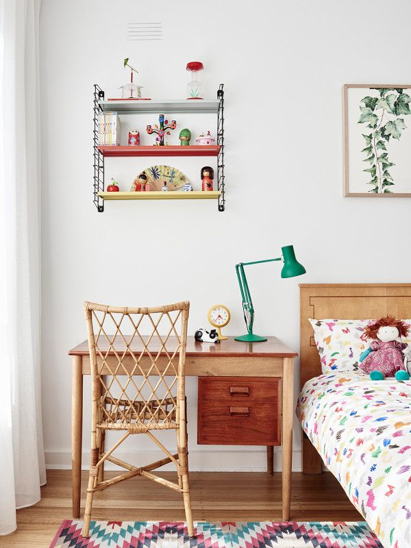 Vintage Kids Room Inspiration