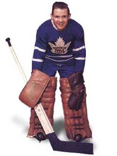 Harry Lumley - Maple Leafs