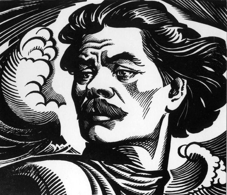 March 28, 1868 was born Soviet writer Maxim Gorky #USSR #Gorky #MaximGorky #literature