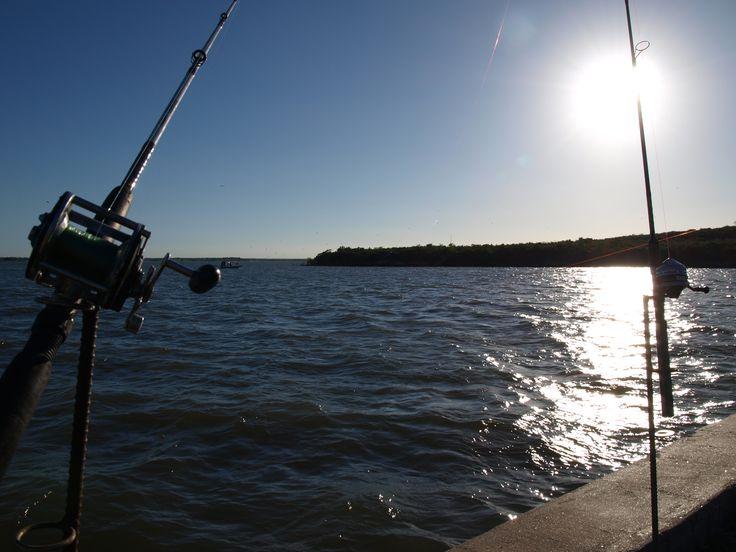 Nothing like catching some treasured travel memories for Lake corpus christi fishing