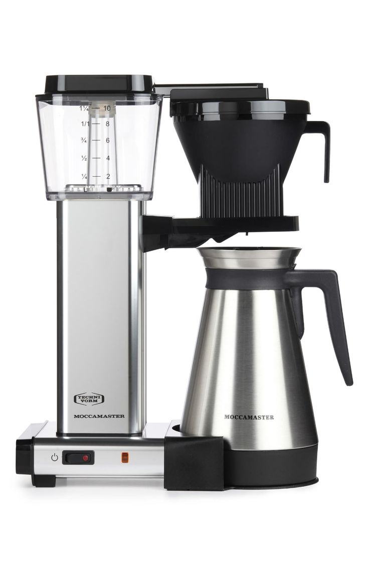 Moccamaster KBGT Thermal Coffee Brewer Nordstrom in 2020