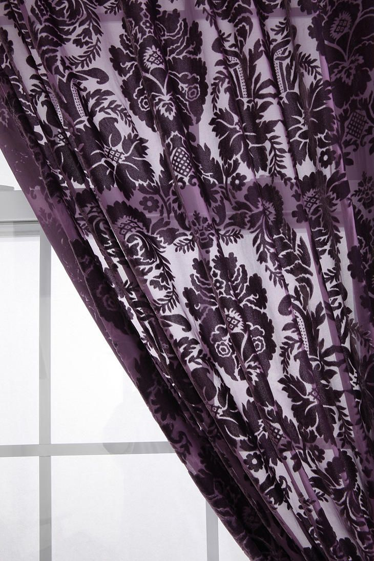 The 25 Best Purple Curtains Ideas On Pinterest Purple Shelving Grey Living Room Curtains And