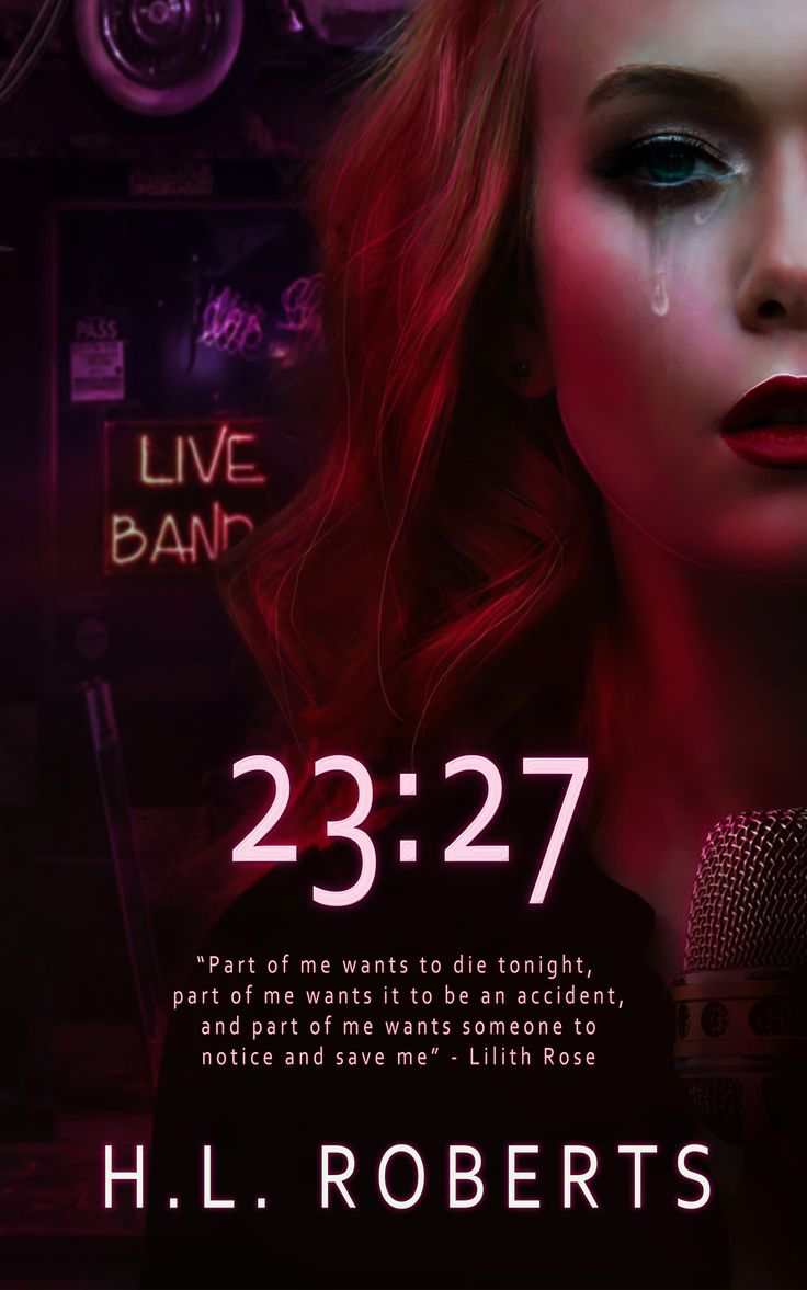 Cover Reveal: 23:27 by H.L. Roberts