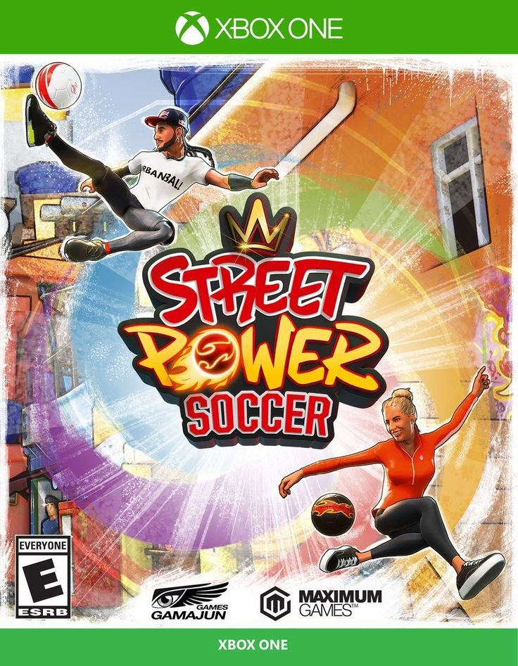 Street Power Soccer in 2020 Xbox one games, Xbox one, Games