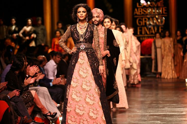 17 Best images about LFW AW 2013 Day 5 : Sabyasachi ... Sabyasachi Lakme Fashion Week Winter Festive 2013