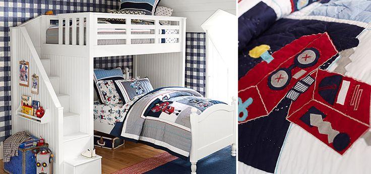 Robot Bedroom
