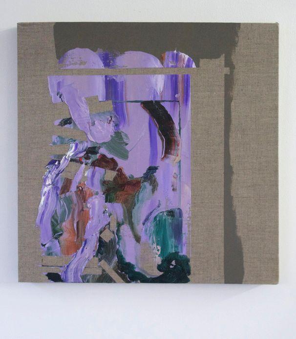 Heidi Brickell, Tetris Bias (detail of install), 2013