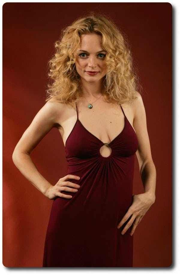 Heather Graham Wants You To Ge Is Listed Or Ranked 22 On -2507