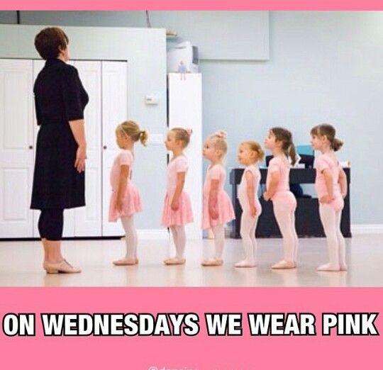 Ballet dance meme.