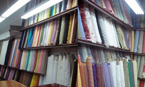 Gray Line Linen Fabrics - Martha Stewart's Choice for Discount Linen