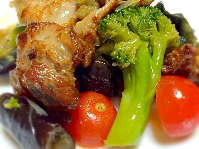 油淋鶏風☆鶏もも肉の香味だれ炒めの画像