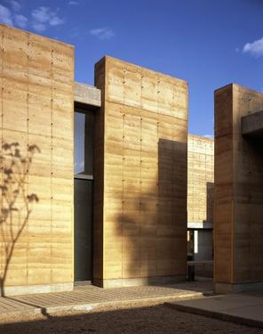 Escuela de Artes Plasticas - Taller de Arquitectura - B - Escuela de Artes Plasticas