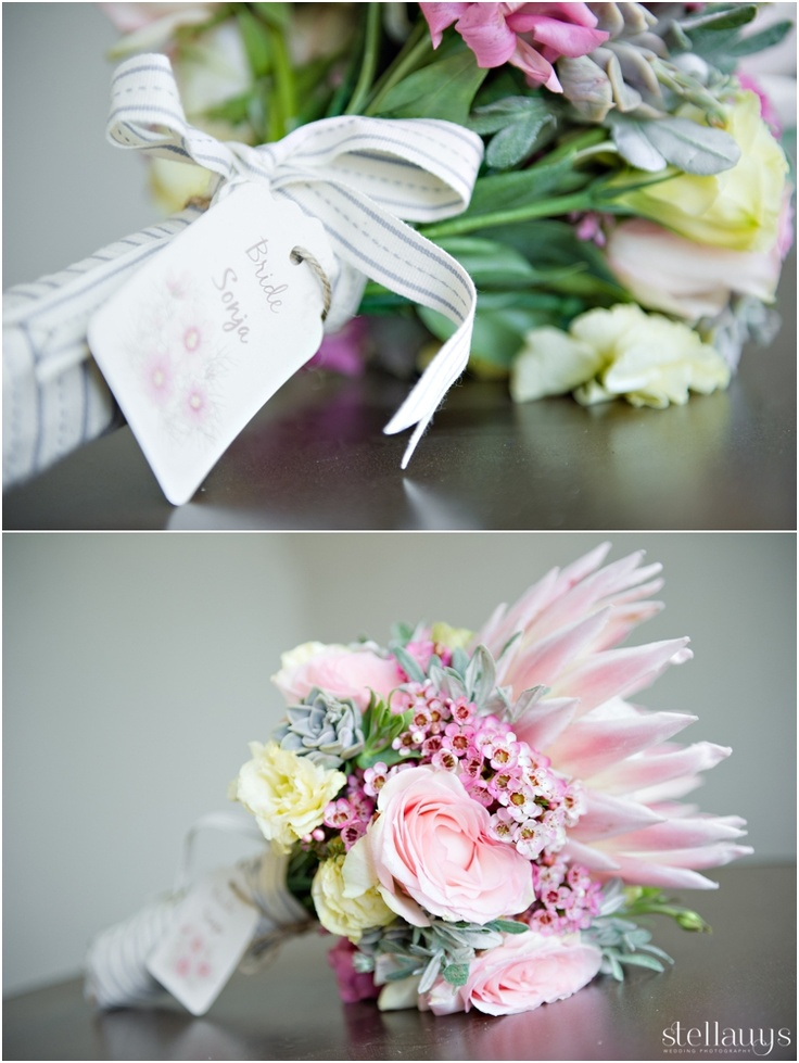 my bouquet ♥ Love the flowers!!