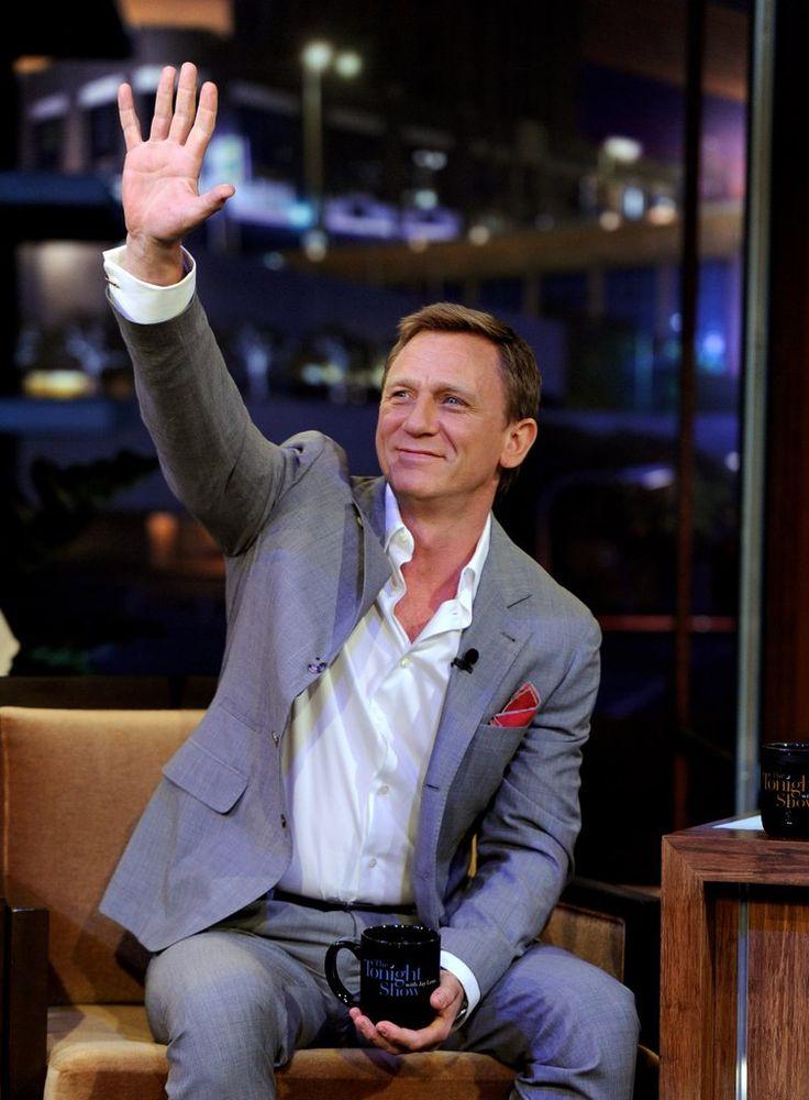 Photos of Daniel Craig Smiling | POPSUGAR Celebrity UK Photo 12