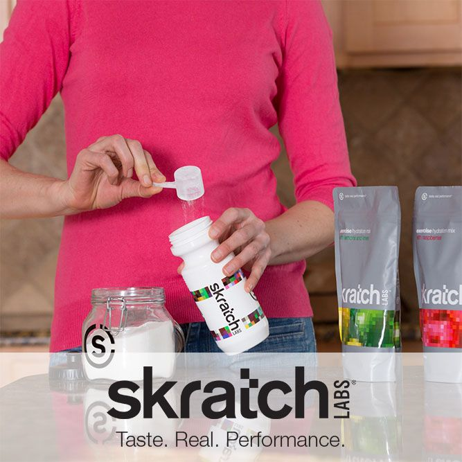 All natural hydration to keep you feeling optimized through whatever activities your day holds. www.skratchlabs.com