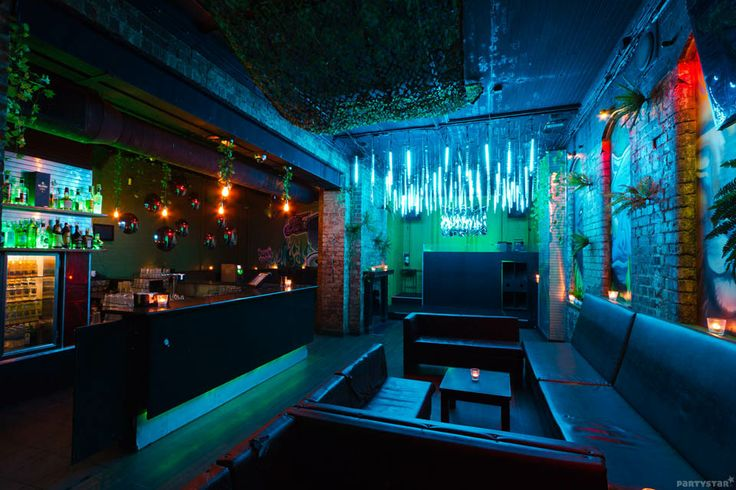 Wah Wah Lounge (Zoo Lounge), Melbourne  The Zoo Lounge is a comfortable, intimate room filled with couches, booths and zoo inspired decor. The highlights of this room include a huge elephant mural and the awesome lighting feature consisting of eighty computer-controlled hanging LED tubes. The zoo lounge has a lounge bar vibe best suited to social occasions.  http://www.partystar.com.au/functions/venue/869a/