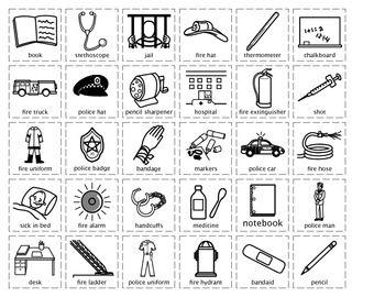 129 best Preschool Community Helpers Theme images on