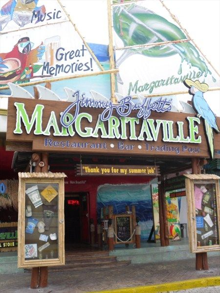 Jimmy Buffett's Margaritaville, Cancun, Mexico
