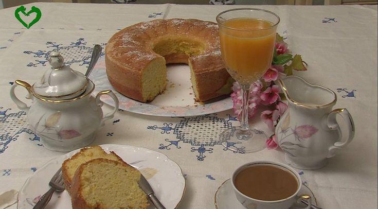 Bizcocho de Yogurt y Naranjas para Diabeticos - Sin Azucar | Cocinar en casa es facilisimo.com