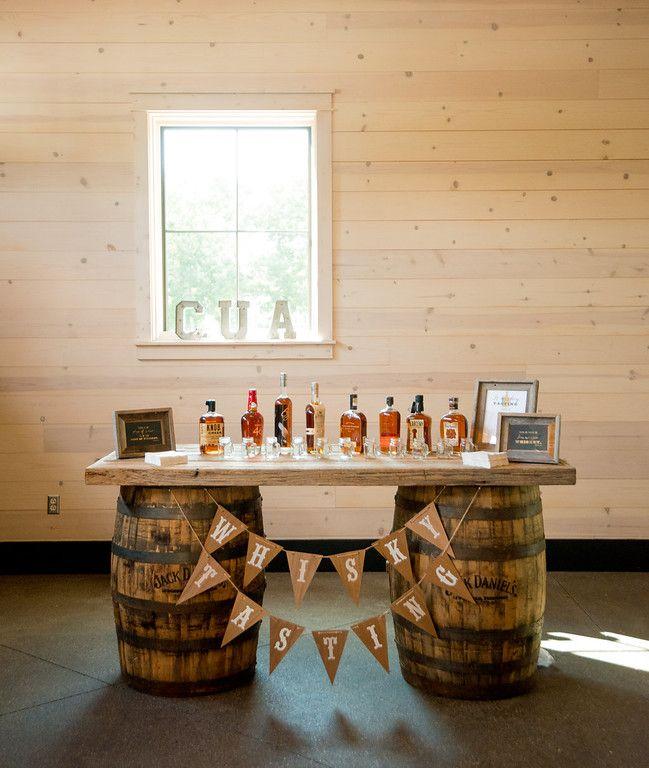 Planner: Angela Proffitt Venue: True North Barn, Nashville Photographer: Twila's Photography