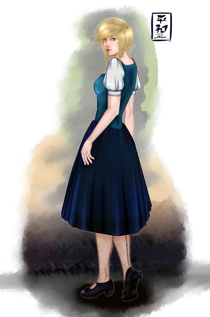 Amara, Personaje de Juego de rol.