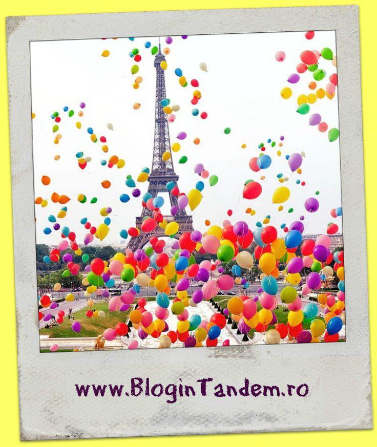 Tour Eiffel in colours