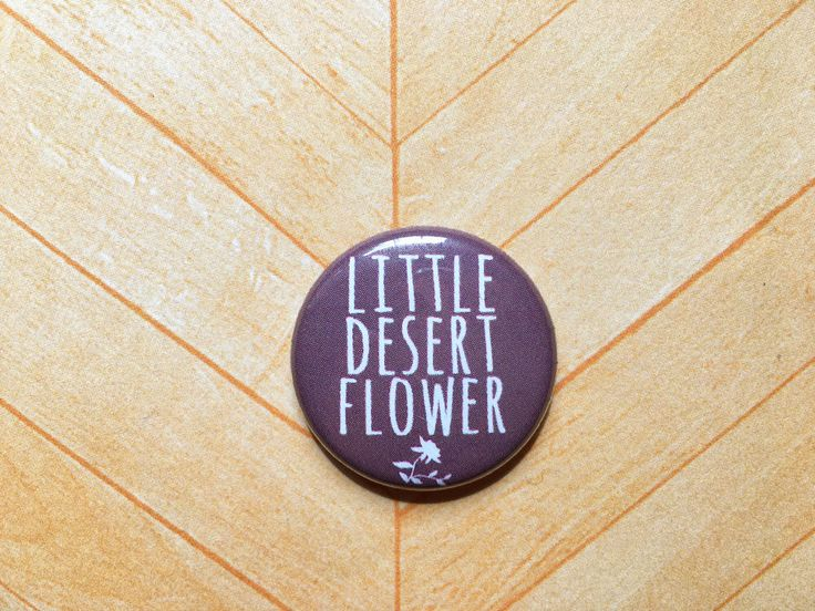 Raising Arizona Little Desert Flower Coen Brothers- one inch pinback button by ThereWillBeButtons on Etsy https://www.etsy.com/listing/530290391/raising-arizona-little-desert-flower