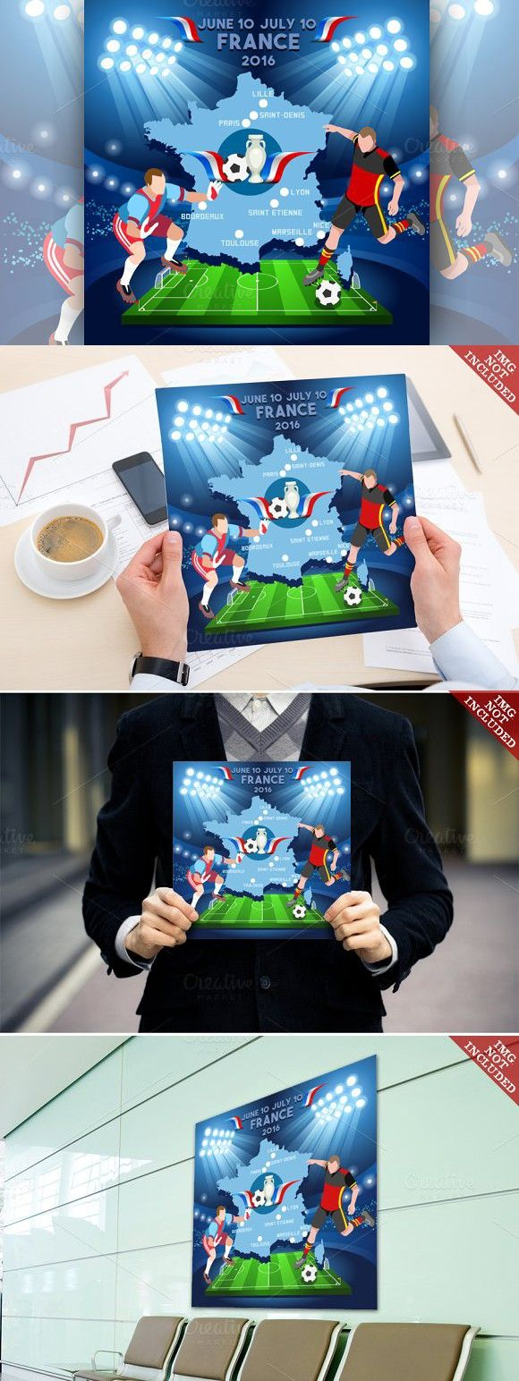 EURO France 2016 Championship. Clothes Icons. $7.00