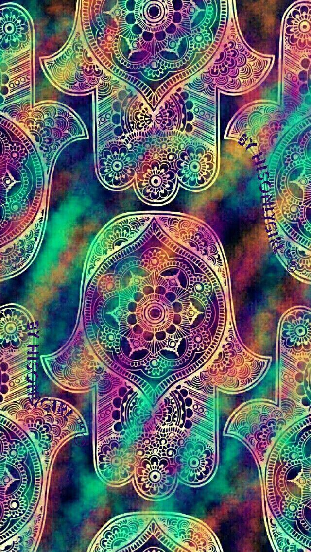 Mandala Haze Wallpaper I Created For The App CocoPPa