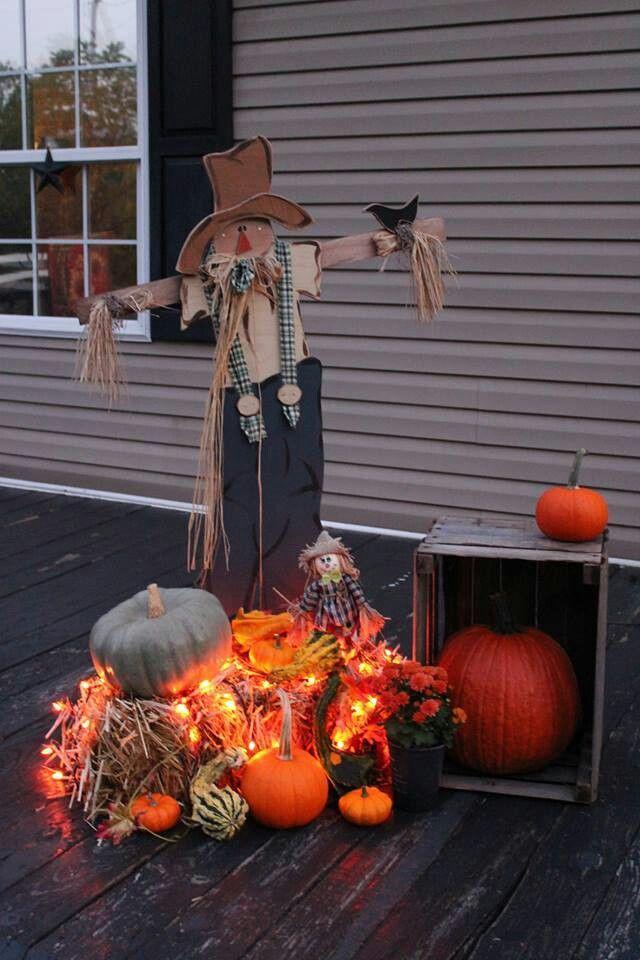 Cute autumn decorations