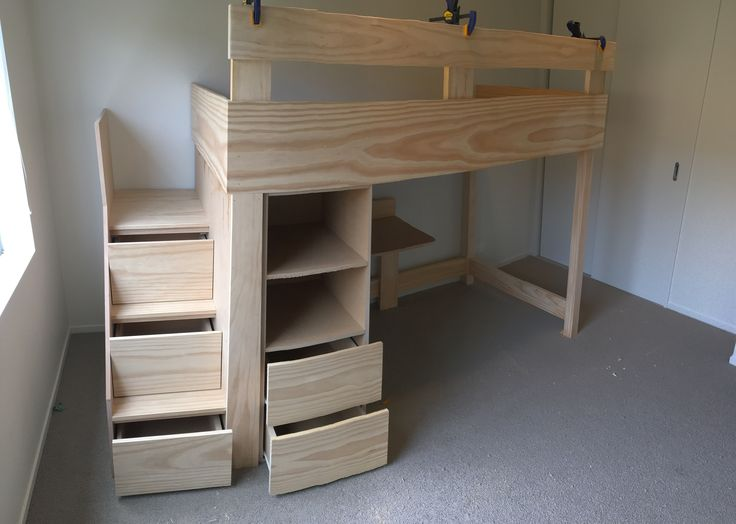 Kids bunkbed