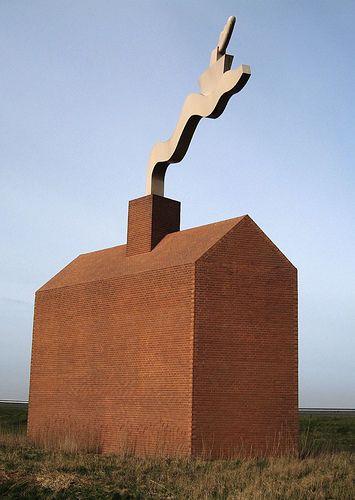 ♥ Monument, Ketelbrug, Emmeloord, Flevoland.
