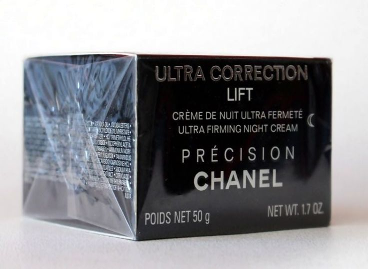 CHANEL Precision Ultra Correction Lift Ultra Lifting Night Cream (50g/1.7oz) #CHANEL