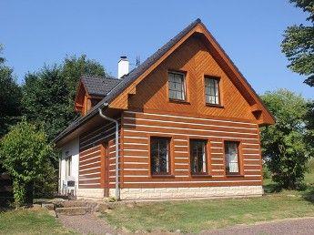 huis op camping tsjechie