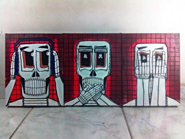 Telas Canvas 024x030cm