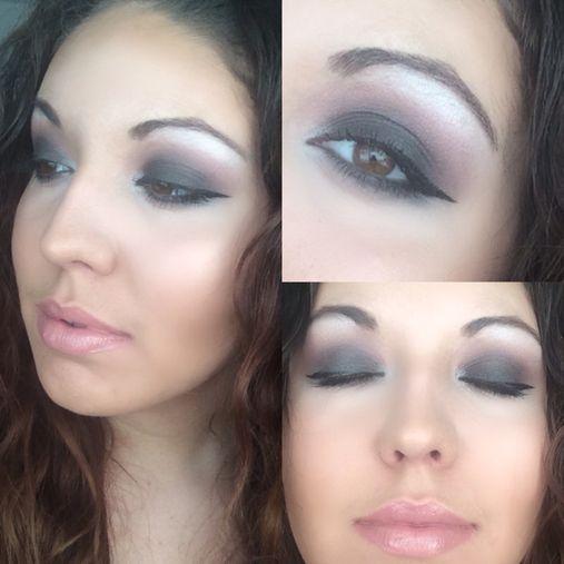 THE most affordable ($7.99) smokey eye  #smokeyeye #makeup #beauty #diy #easymakeup