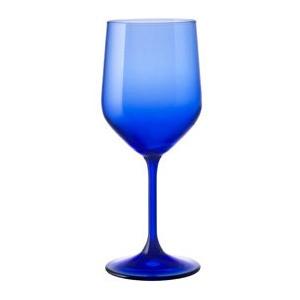 Pahar pentru apa de culoarea cobaltului din colectia Restaurant Cristallino.