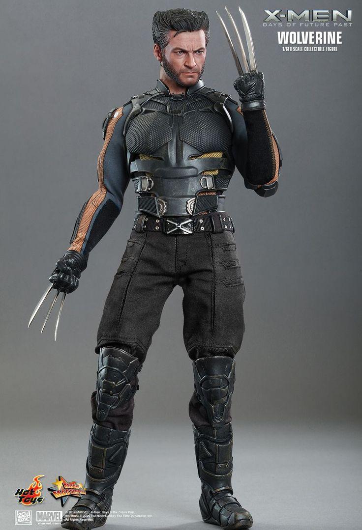 Hot Toys Wolverine X-MEN: DAYS OF FUTURE PAST MMS264 - Loja - São Paulo