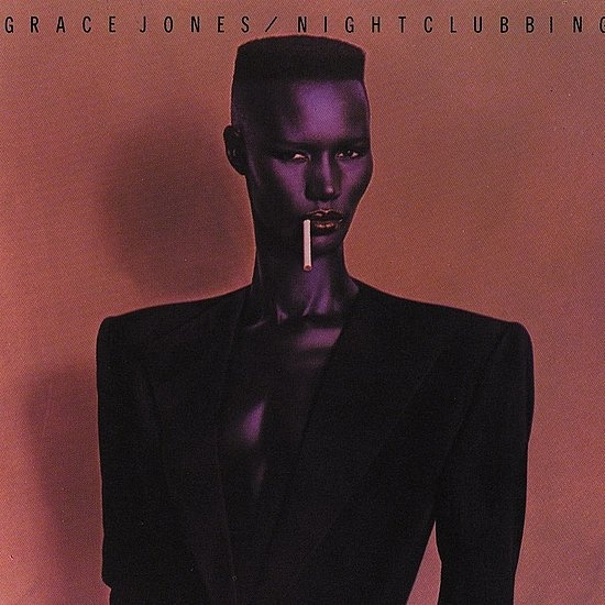 Grace Jones And That Infamous High Top Fade Screams