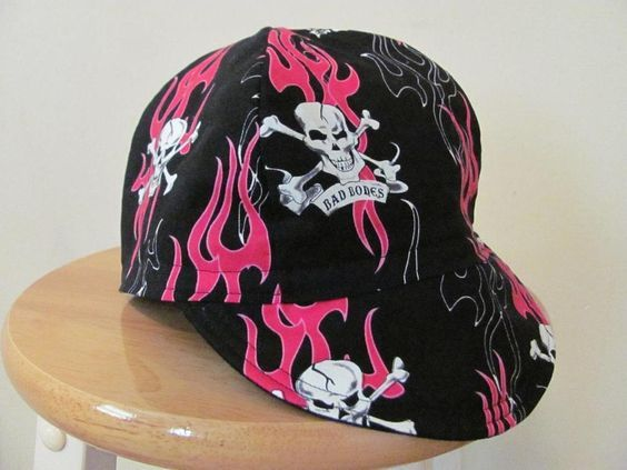 Welding Cap Pattern Welders Hat | Craftsy