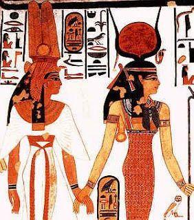 CABIDÊ: História da Indumentária - Egito